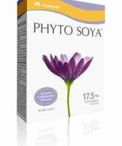 Arkopharma Phyto Soya 17.5 Isoflavones 60 caps, σόγια, εμμηνόπαυση, κλιμακτήριος, φυτικό συμπλήρωμα, βότανα, φυτοθεραπεία, ισοφλαβόνες, online φαρμακείο