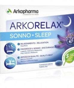 Arkorelax arkopharma αϋπνία βαλεριάνα λυκίσκος μελισσόχορτο παπαρούνα καλιφόρνιας μελατονίνη online φαρμακείο