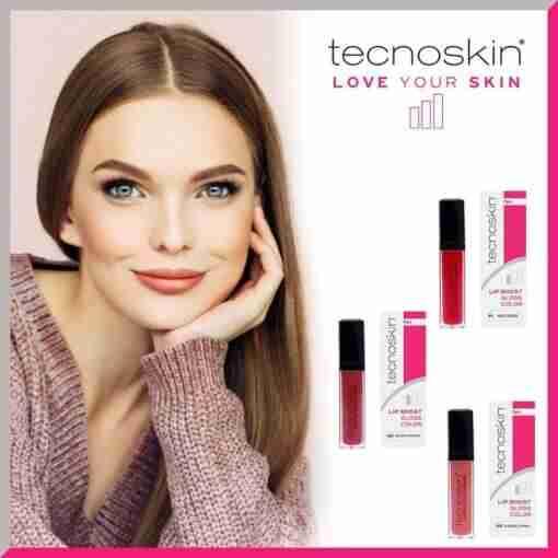 Tecnoskin Lip Boost Gloss