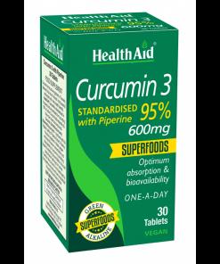 Κουρκουμίνη και πιπερίνη