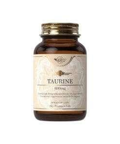 Αμινοξύ ταυρίνη για το νευρικό σύστημα και την καρδιά